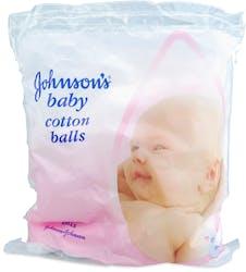 Johnson's Baby Cotton Balls 75s