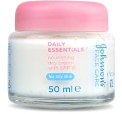 Johnson's Face Care Daily Essentials Nourishing Day Cream SPF 15 50ml