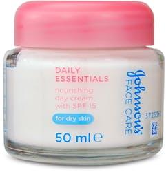 Johnson's Face Care Daily Essentials Nourishing Day Cream SPF 15 50ml