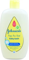 Johnsons Baby Top to Toe Bath 300ml