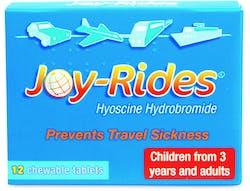 Joy Rides Tablets 12s