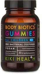 Kiki Body Biotics For Children 30 Fruit Gummies