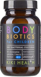 Kiki Body Biotics for Children 30 Tablets