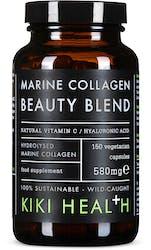 KIKI Health Marine Collagen Beauty Blend Vegicaps 150 Capsules