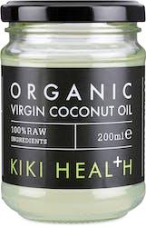 Kiki Organic Coconut Oil 200ml