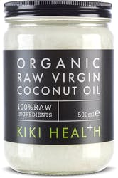 Kiki Organic Coconut Oil 500ml