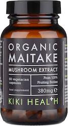 Kiki Organic Maitake Extract Mushroom 60 Capsules