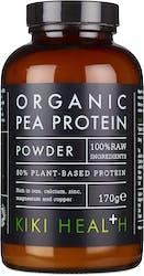 Kiki Organic Pea Protein Powder 170g