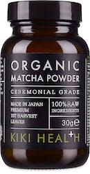 Kiki Organic Premium Ceremonial Matcha Powder 30g