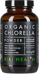 Kiki Organic Premium Chlorella Powder200g