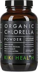 KIKI Health Organic Premium Chlorella Powder200g