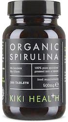 Kiki Organic Premium Spirulina 200 Tablets
