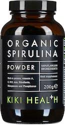Kiki Organic Premium Spirulina Powder 200g