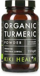 Kiki Organic Premium Turmeric Powder 150g