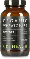 Kiki Organic Premium Wheatgrass Powder 100g