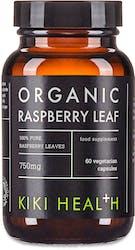 KIKI Health Organic Raspberry Leaf Vegicaps 60 Vegicaps