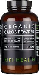 Kiki Organic Raw Carob Powder 185g
