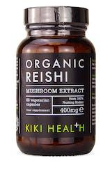 Kiki Organic Reishi Extract Mushroom 60 Capsules