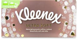 Kleenex Ultra Soft Tissues 80 Pcs