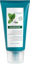 Klorane Anti-Pollution Conditioner with Aquatic Mint 150ml