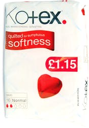 Kotex Maxi Normal 16 Pads