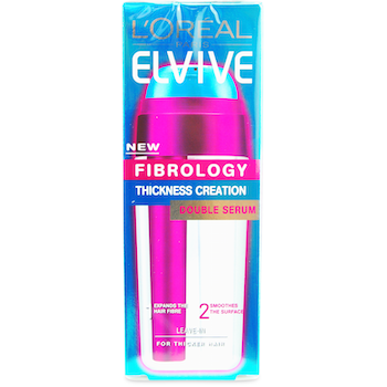 L'Oréal Elvive Fibrology Thickness Creation Double Serum 30ml