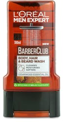 L'Oréal Men Expert Barber Club Body, Hair & Beard Wash 300ml