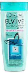 L'Oréal Elvive Extraordinary Clay Anit-dandruff Shampoo 250ml