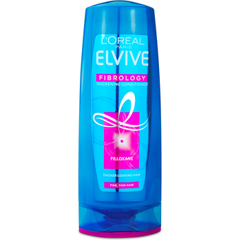 L'Oréal Elvive Fibrology Fine Hair Conditioner 400ml