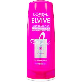 L'Oréal Elvive Nutri Gloss Shine Conditioner 400ml Luminiser