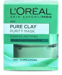 L'Oreal Paris Pure Clay Purity Mask 50ml