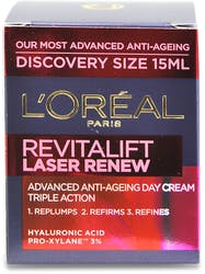 L'oreal Revitalift Laser Day Cream 15ml