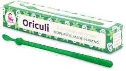 Lamazuna Oriculi Bioplastic Ecological Ear Cleaner (Green) 1 Pack