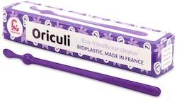 Lamazuna Oriculi Bioplastic Ecological Ear Cleaner (Purple) 1 Pack