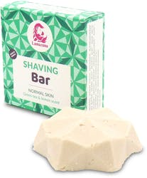 Lamazuna Shaving Bar (Green Tea & Lemon) 17g