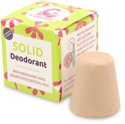 Lamazuna Solid Deodorant Bergamot & Geranium 30g