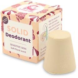 Lamazuna Solid Deodorant Floral Scent - Sensitive 30g