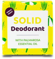 Lamazuna Solid Deodorant with Palmarosa 30g