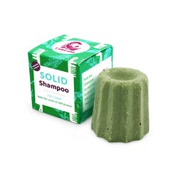 Lamazuna Solid Shampoo - Oily Hair (Wild Grass) 55g