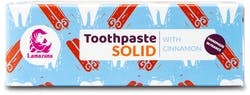 Lamazuna Solid Toothpaste with Cinnamon 17g