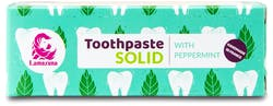Lamazuna Solid Toothpaste with Peppermint 17g