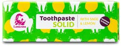 Lamazuna Solid Toothpaste with Sage & Lemon 17g