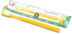 Lamazuna Toothbrush - Soft (Yellow) 1s'