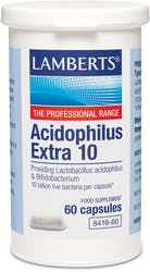 Lamberts Acidophilus Extra 10 - 60 Capsules