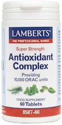Lamberts Super Strength Antioxidant Complex 60 Capsules