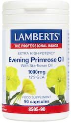 Lamberts Extra High Potency Evening Primrose Oil 90 Caps