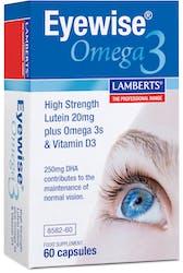 Lamberts Eyewise Omega 3 60 Caps