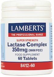 Lamberts Lactase complex 350mg 60 Tablets