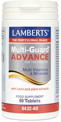 Lamberts Multi-Guard Advance 60 Tabs