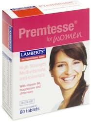 Lamberts Premtesse 60 tablets